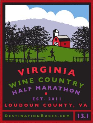 Virginia Wine Country Half Marathon Race Report